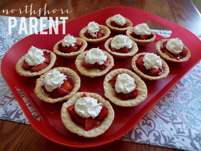 strawberry-tarts