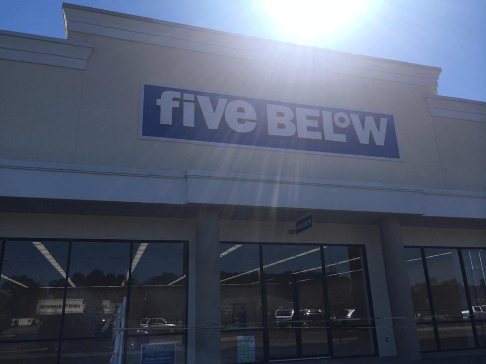 five-below-covington