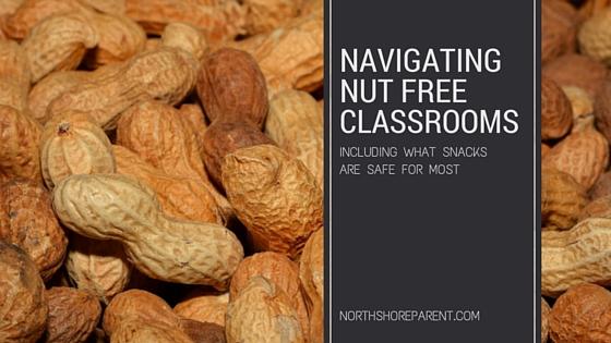 navigatingnut free classrooms