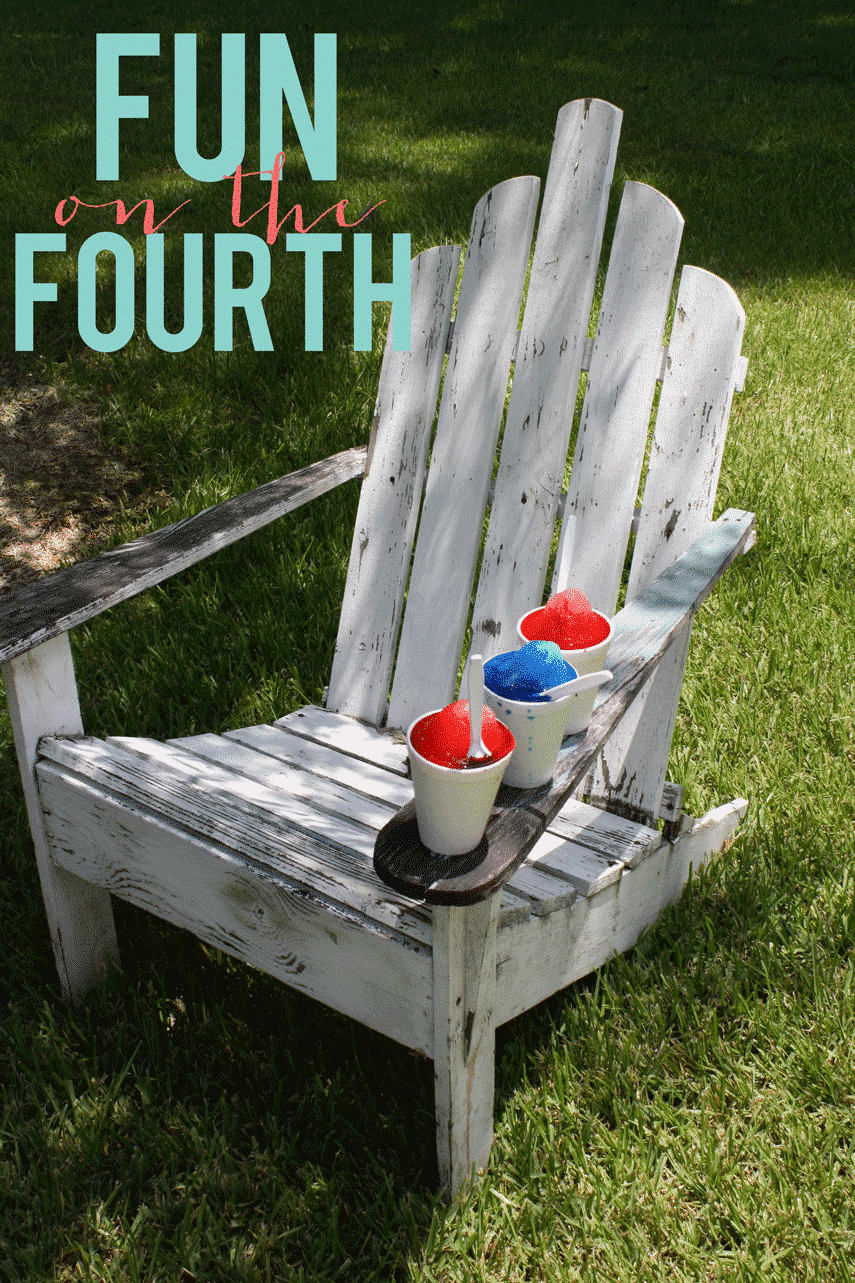 Five Fun Fourth Projects