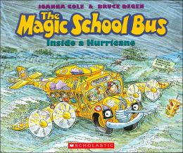 magic schoolbus inside a hurricane