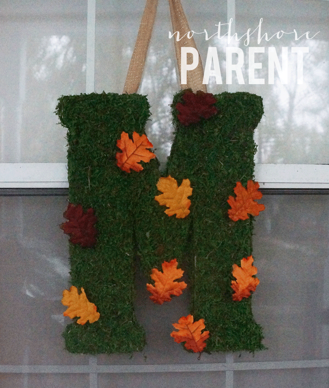 Fall Door Decoration