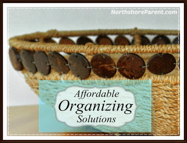 Affordable Organizing Solutions
