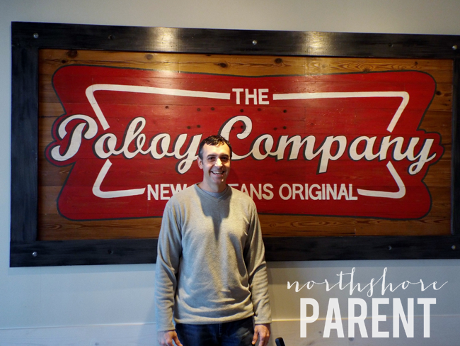 The Poboy Company {Local Business Spotlight}