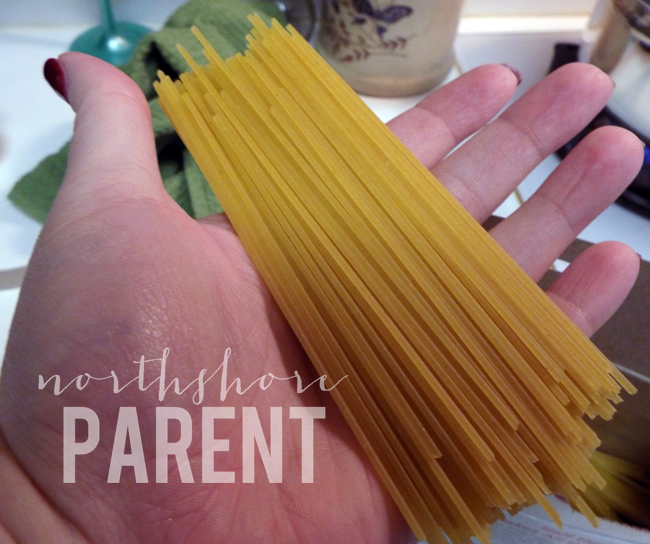 Luxury Pot Sized Pasta {Review}