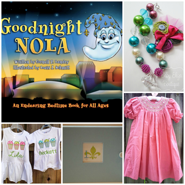 Celebrating the Louisiana Child {Giveaway}