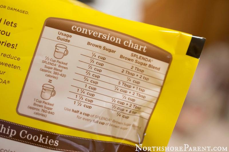 Splenda Conversion Chart - Pecan Pralines Recipe using Splenda Brown Sugar Blend #SweetSwaps