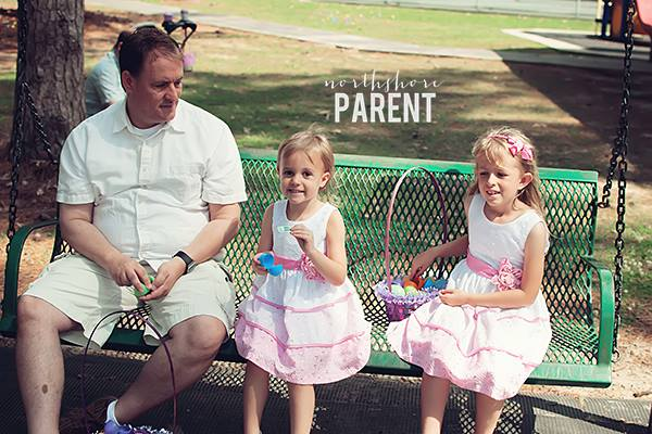 Northshore Parent Easter Egg Hunt Smashing Success