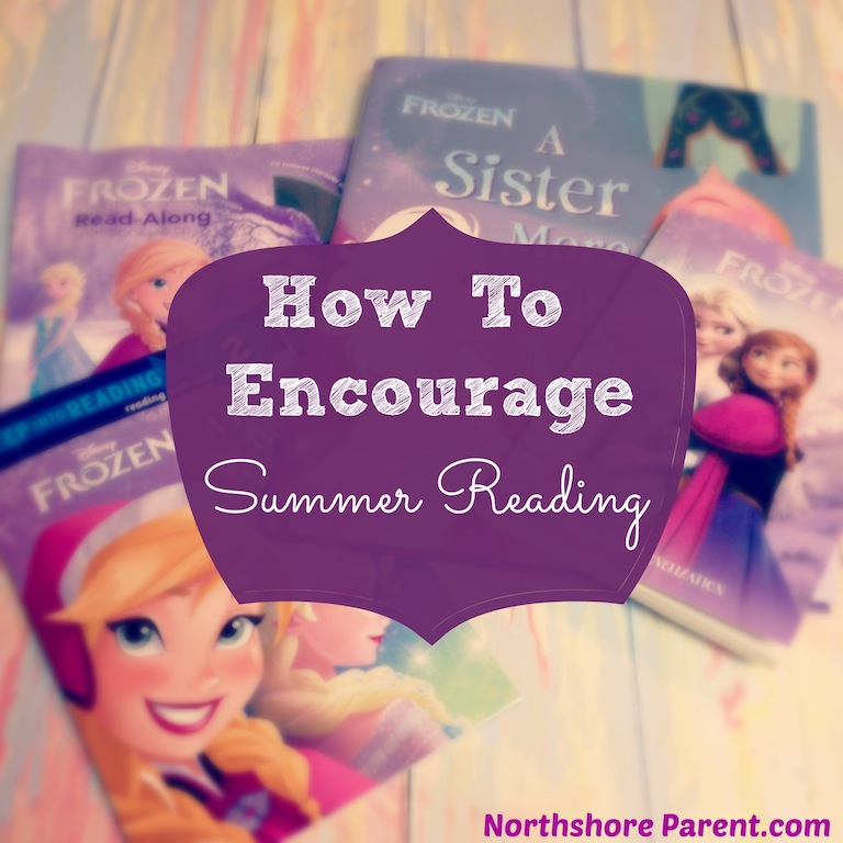Tips to Encourage Summer Reading