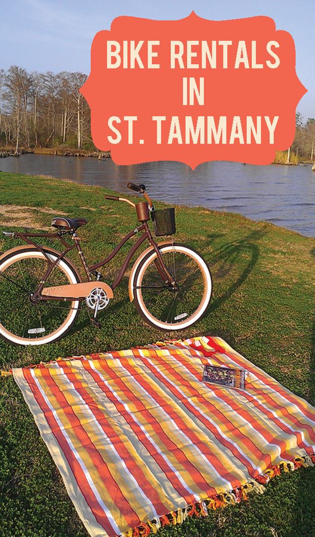 Bike Rentals in St. Tammany