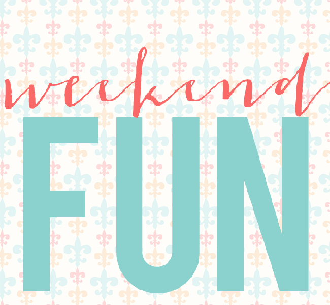 Northshore Calendar of Events {Weekend Fun}