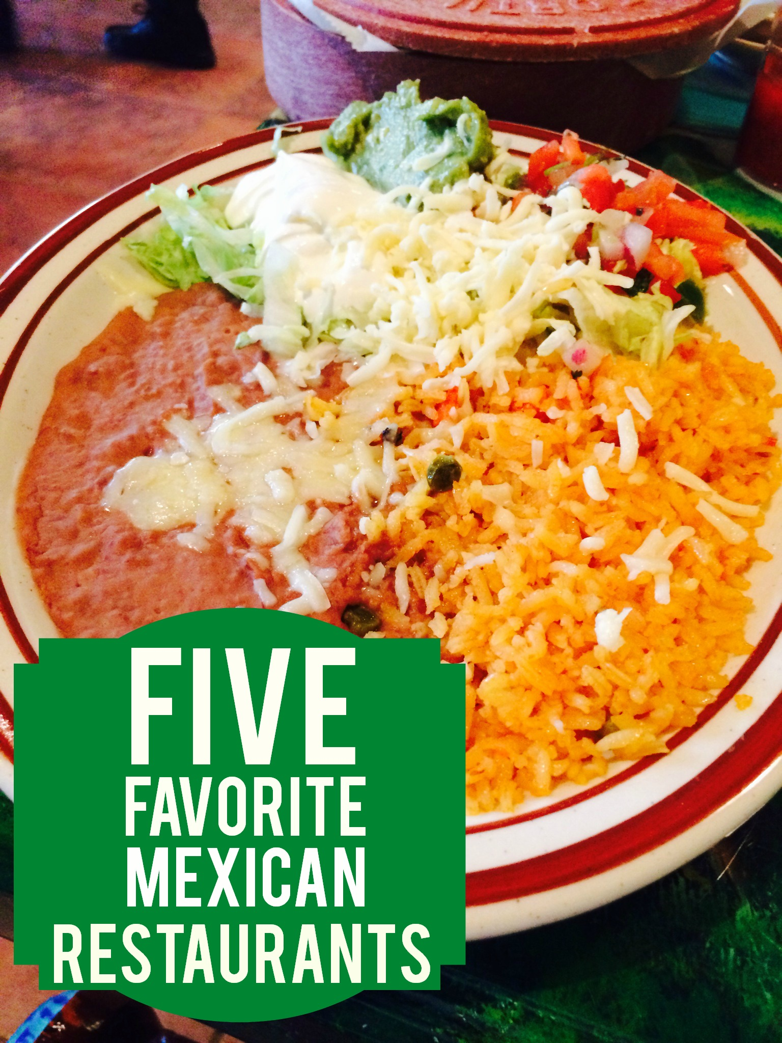 Five Places to get Great Mexican Food on the Northshore