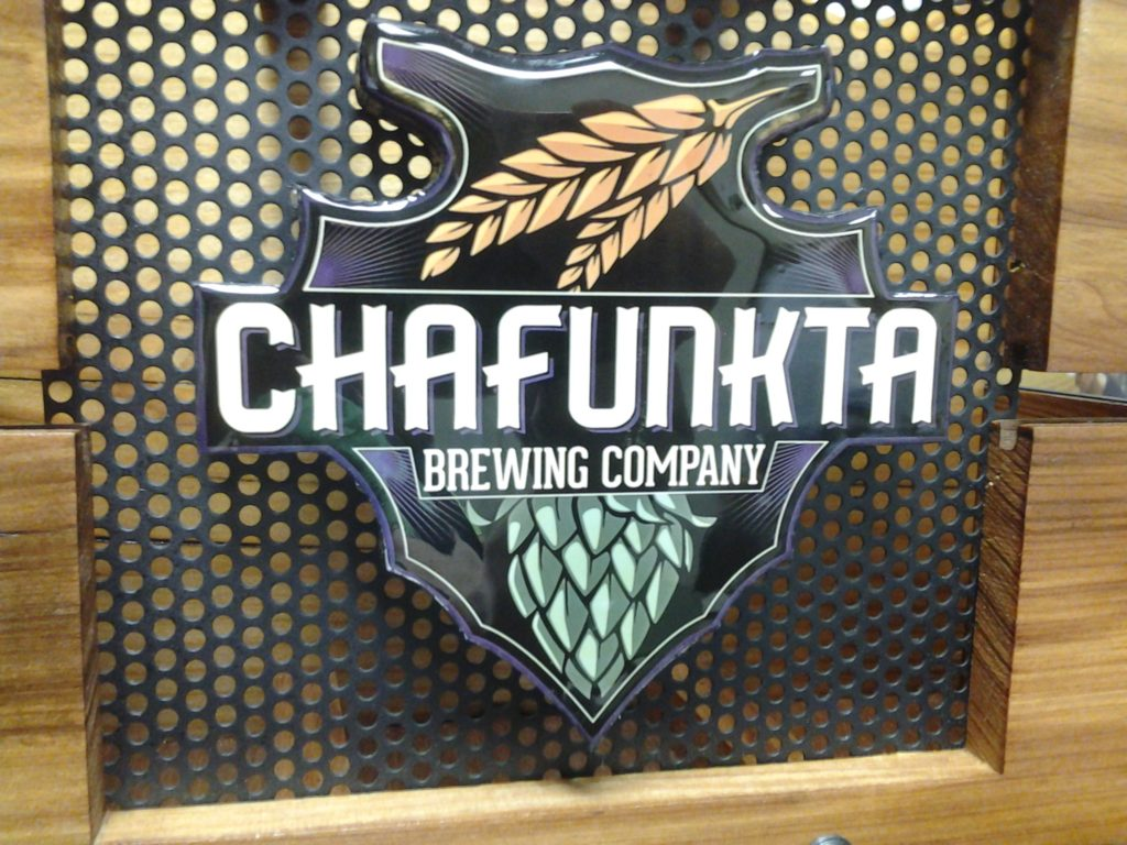 {Small Business Spotlight} Chafunkta Brewing