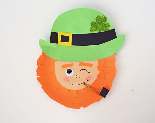 paper-plate-leprechaun-600x479