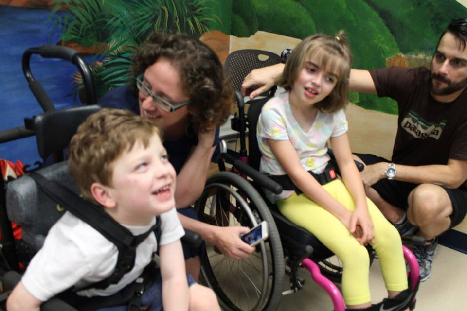 Easter Seals takes Special Kids Backstage