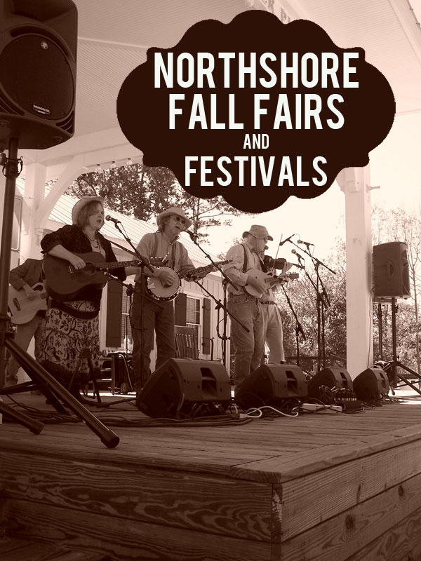Northshore Fall Fairs and Festivals