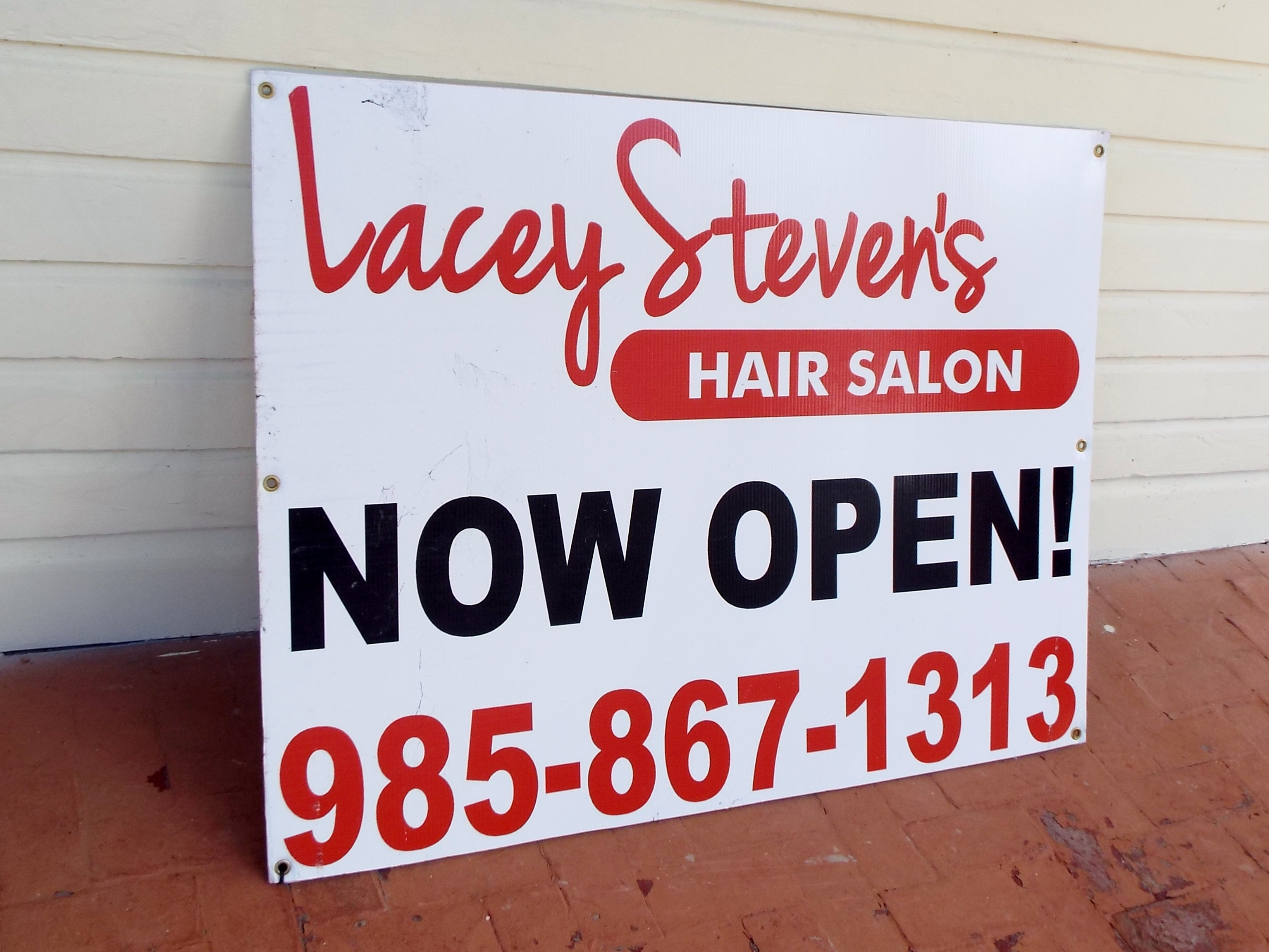 Lacey Steven's Salon {Small Business Spotlight}