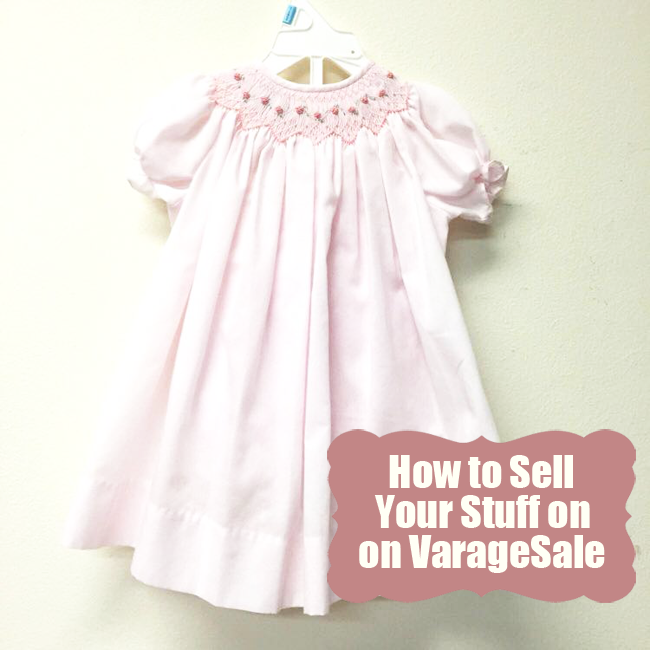 How to Sell on VarageSale