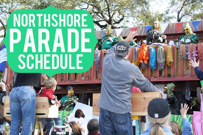 northshore-parade-schedule