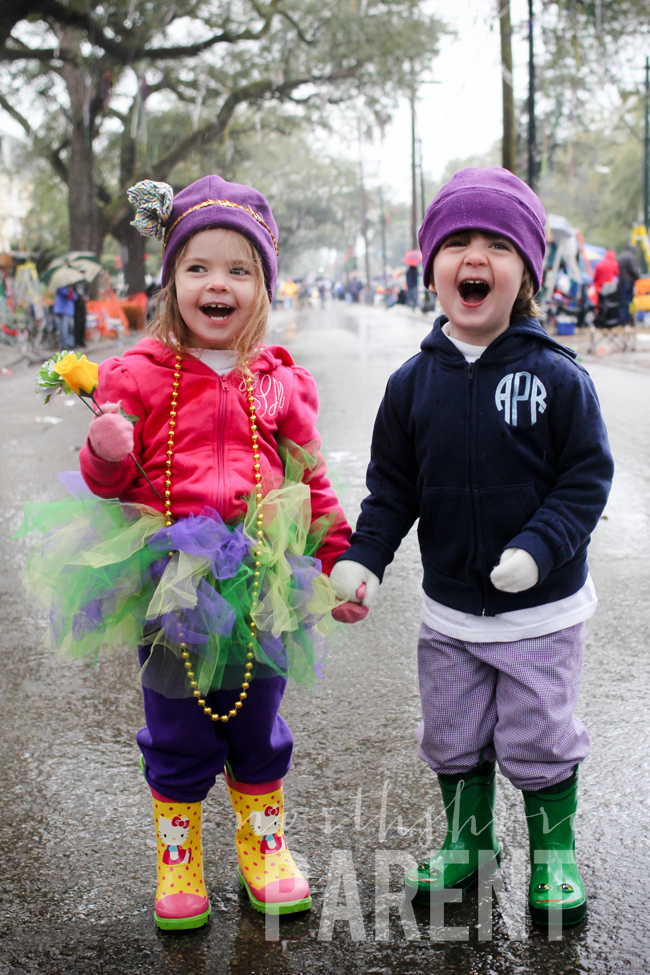 How to Take Kids to Mardi Gras