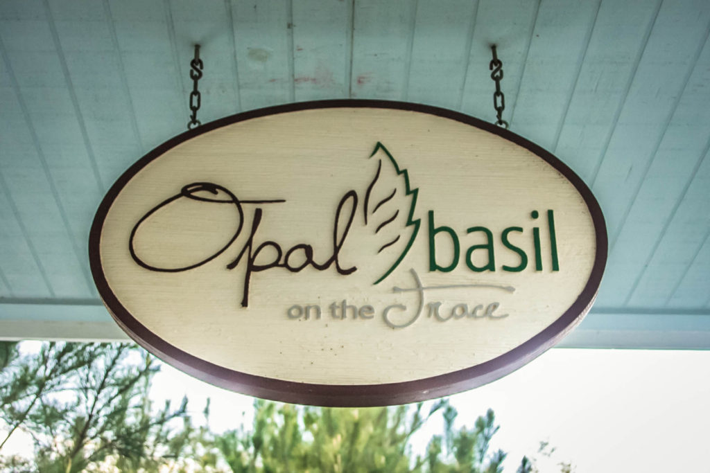Opal Basil {Fine Dining Spotlight}
