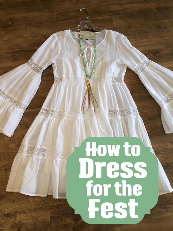 What to Wear to the Festival {Small Business Spotlight}
