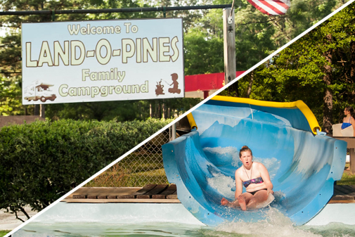 Land O Pines {Local Staycation Highlight}