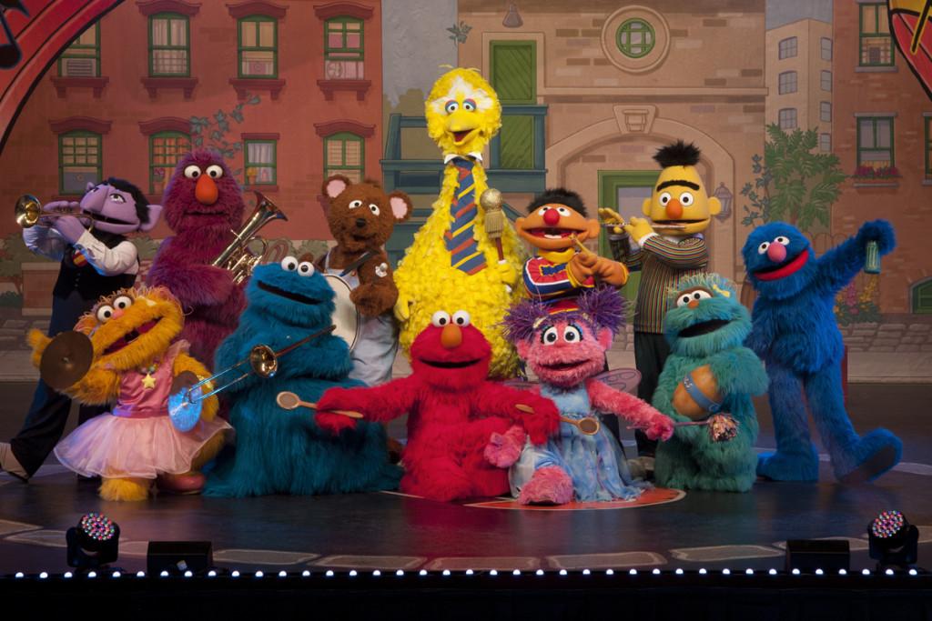 Sesame Street Live {Sponsored Giveaway}