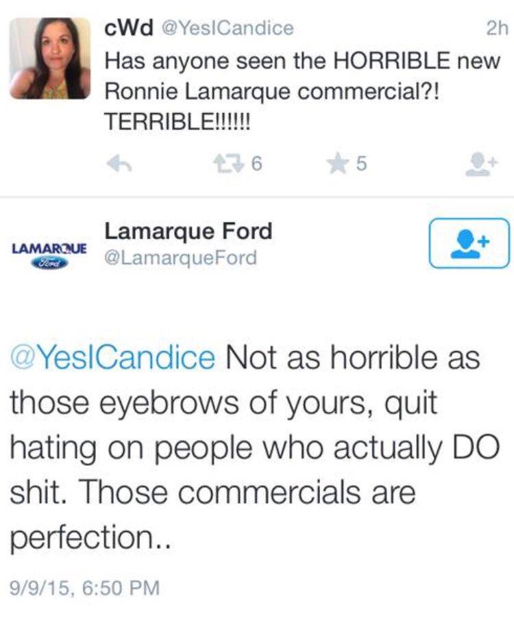 lamarque tweet