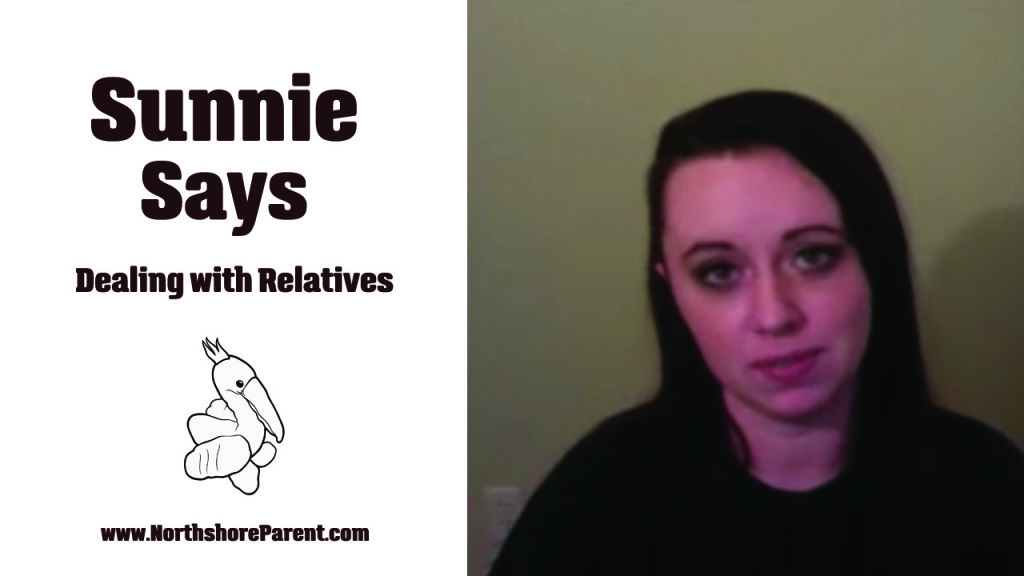 How Do You Handle Terrible Relatives? {Sunnie Says}