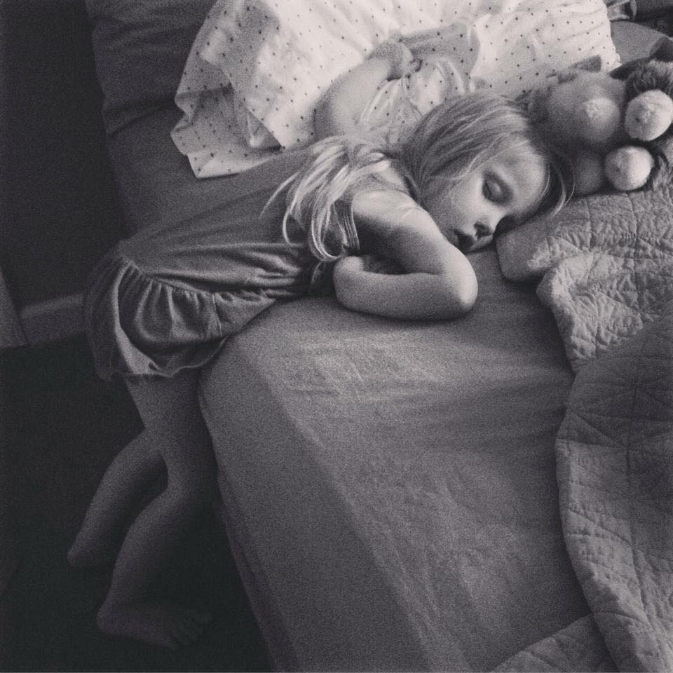 Seven Times Little Kids Proved They Really Can Sleep Anywhere