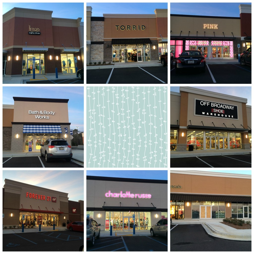 new stores at fremeaux