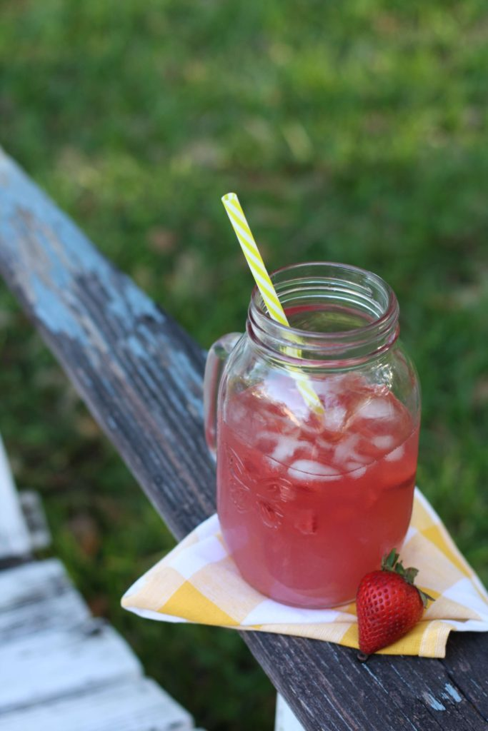 Summer Strawberry Cooler