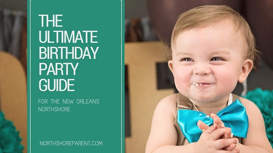 birthday party guide header