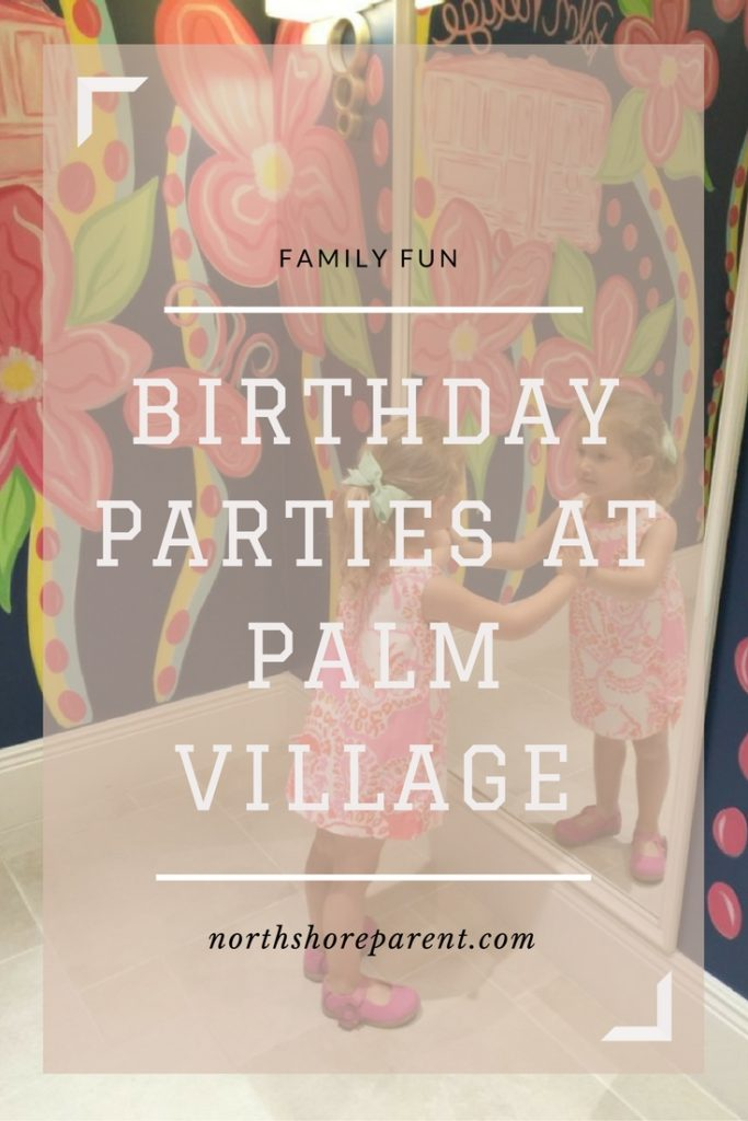 Birthday Parties at Palm Village