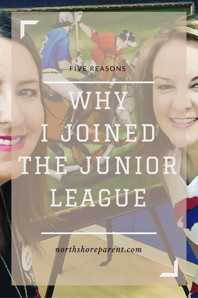 Five Reasons I Joined the Junior League