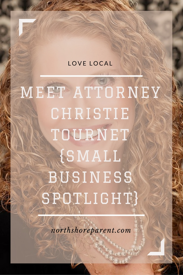 Meet Attorney Christie Tournet {Small Business Spotlight}