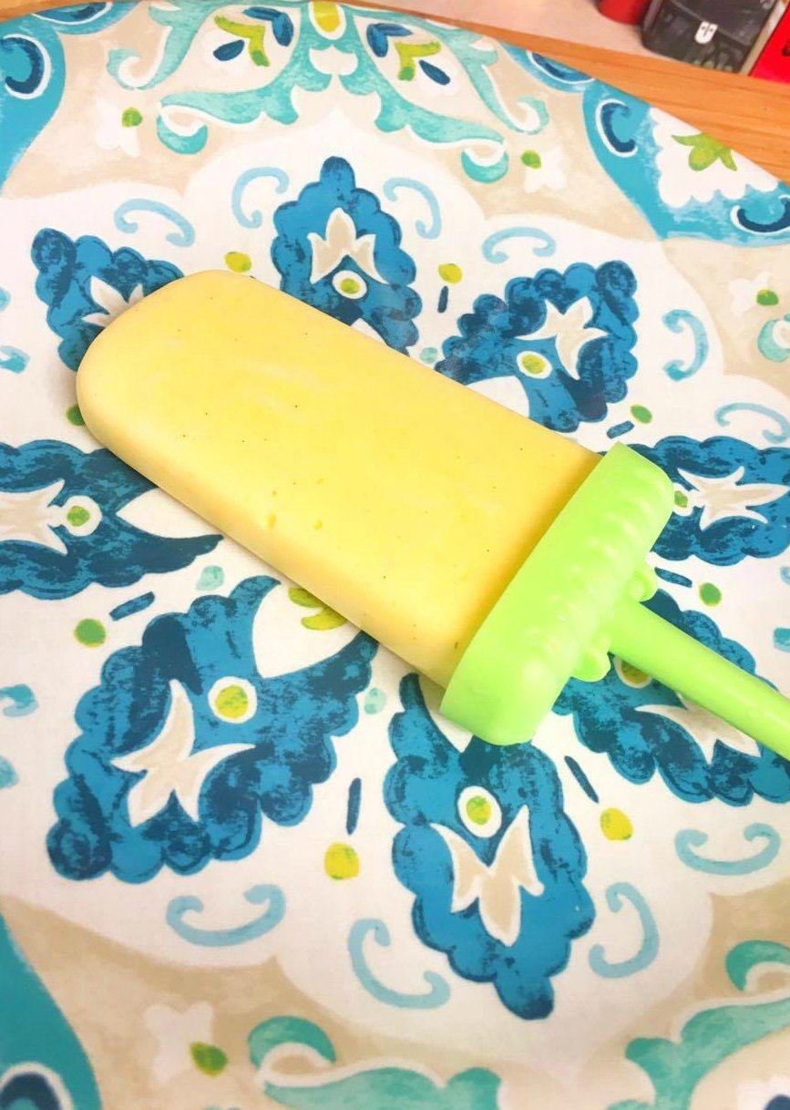 Homemade Popsicle Recipes