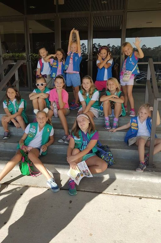 Five Reasons my Daughters are in Girl Scouts