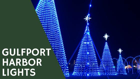 information on gulfport harbor lights