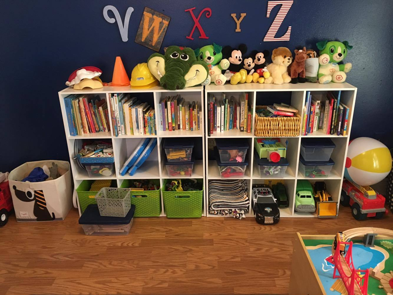 How to Rotate Your Playroom