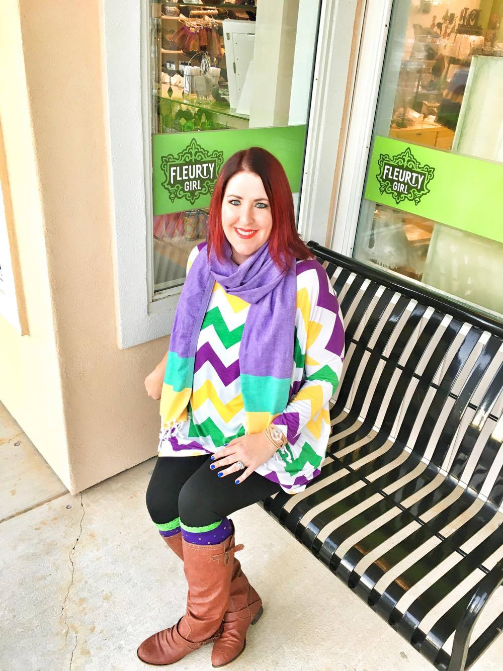 What to Wear for Mardi Gras {Shop Local Guide}
