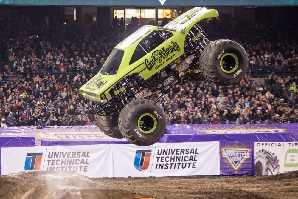 Monster Jam Comes to New Orleans
