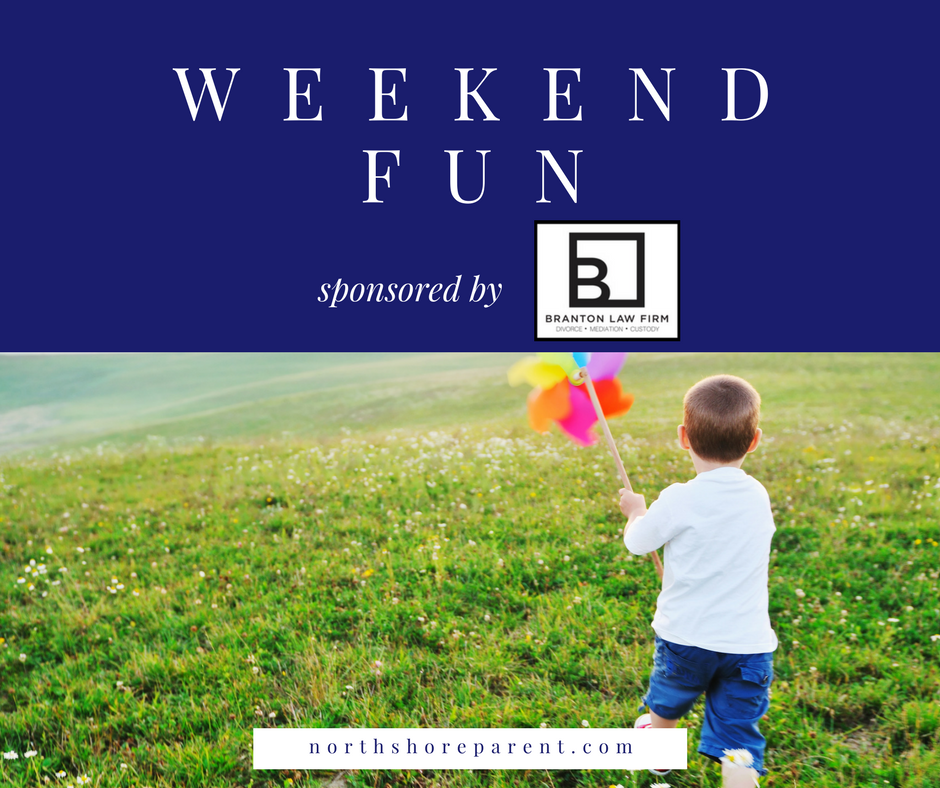 Weekend Calendar of Events {Weekend Fun}