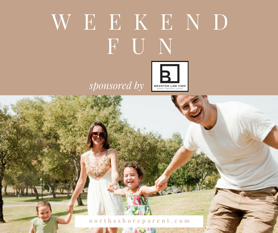 weekend fun brought to you by Branton Law Firm