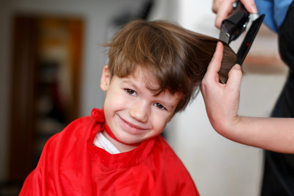 Great Places for Kid Haircuts on the Northshore