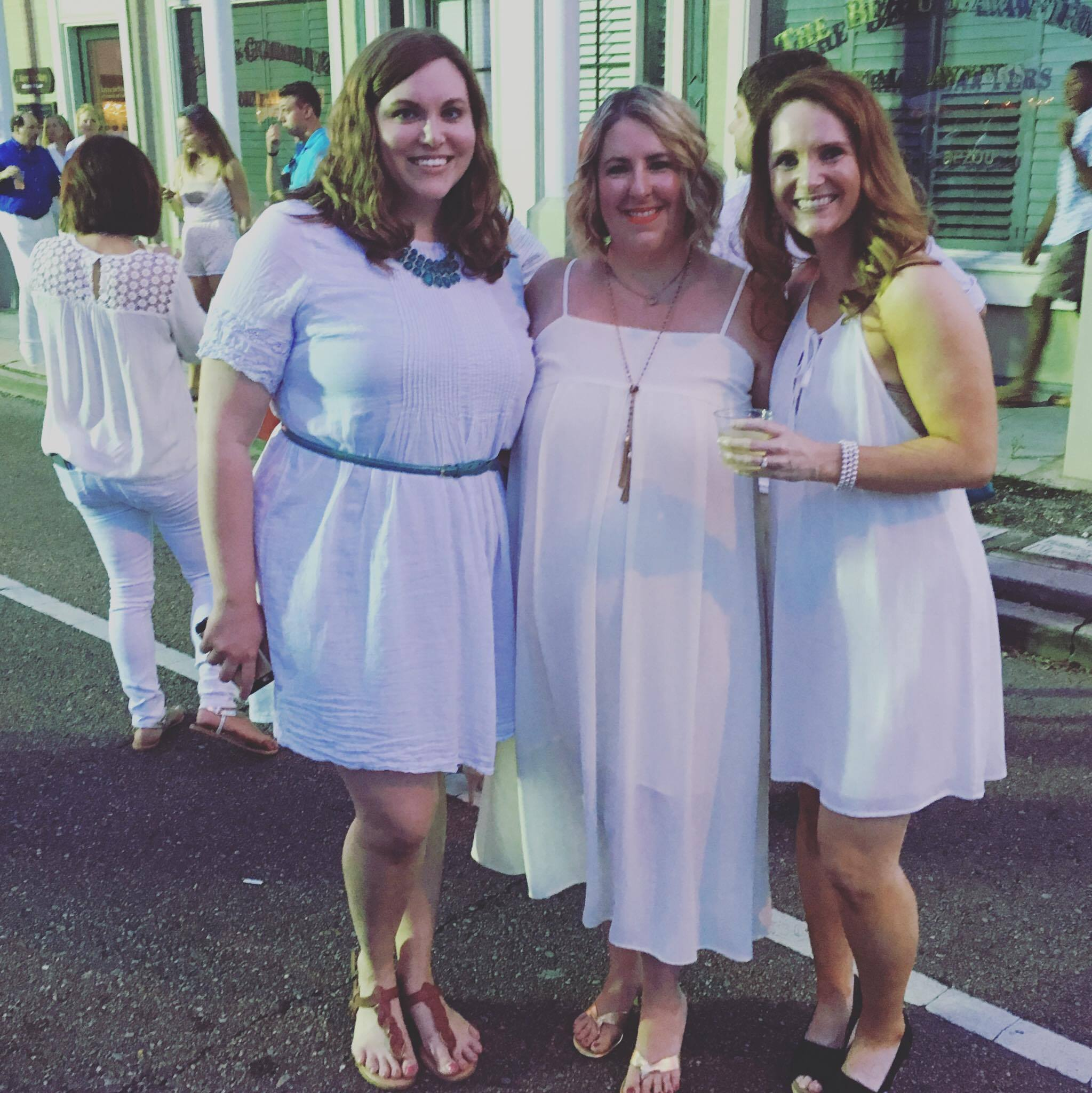 Covington White Linen Night: A Guide