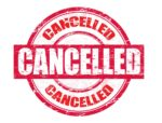 Hurricane Nate Cancellations