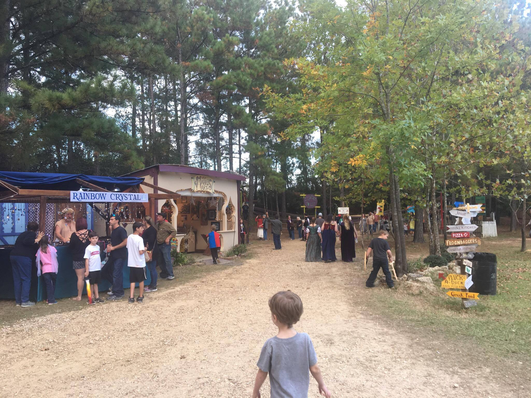 7 Things You Need to Know About the Louisiana Renaissance Festival