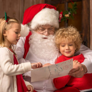 Where to Get Santa Claus Pictures on the Northshore